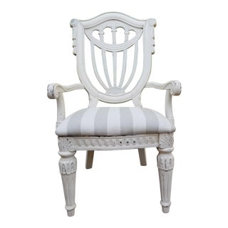French Country Style Accent Chair