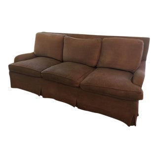 Custom English Arm Sofa