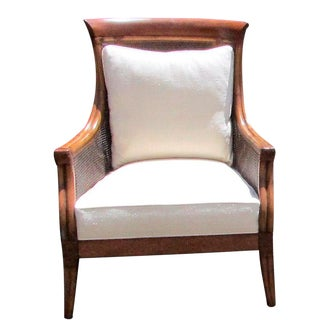 Palecek Cane & Bamboo Accent Side Chair