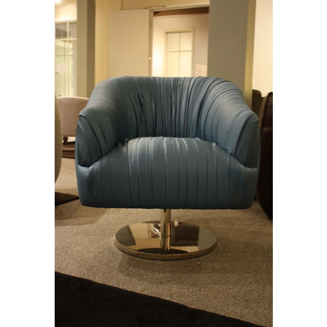 Nathan Anthony Blossom Swivel Chair - Image 2 of 4