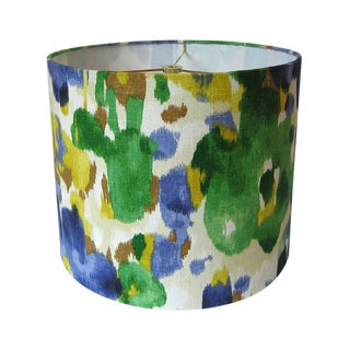 Landsmeer Linen Drum Lamp Shade