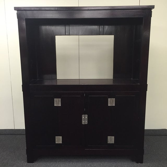 Image of Custom-Made Large TV Armoire