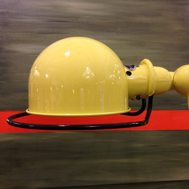 Jielde Yellow Sulfur Loft Desk Lamp - Image 5 of 10