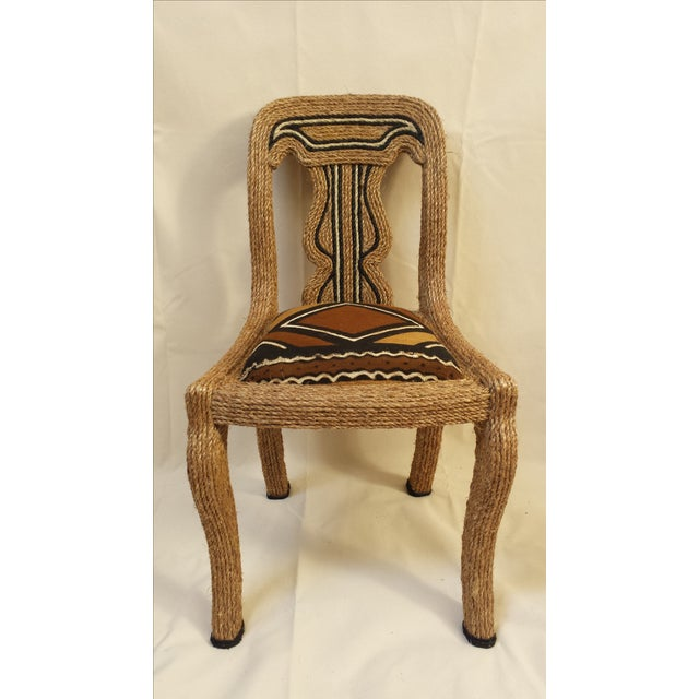 Image of Entwined Sisal Chair