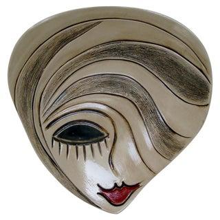 Croatian Artisan Ceramic Centerpiece Bowl