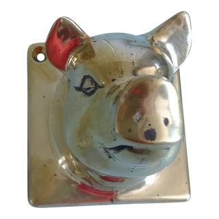 Brass Pig Hook