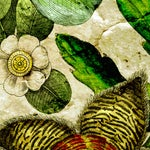 Image of Antique 'Floral Study' Archival Print