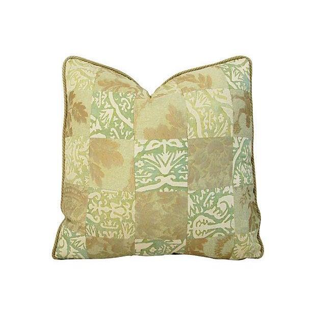 Fortuny Piazetta & Boucher Pillows - A Pair - Image 4 of 6