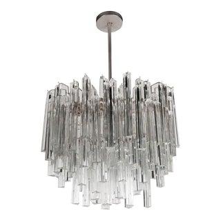 Camer Crystal Glass Chandelier