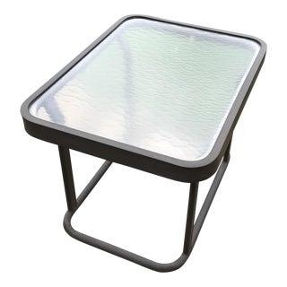 Winston Outdoor Rectangular Side Table