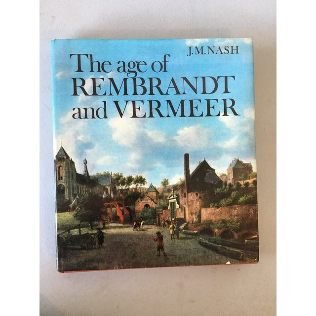 Image of The Age of Rembrandt and Vermeer, Book