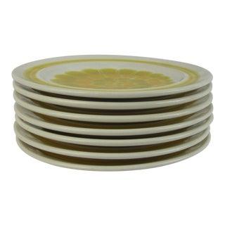 Franciscan Earthenware Salad Dishes - Set of 7