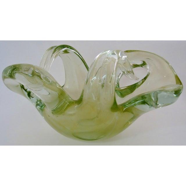 Image of Seguso Forato Centerpiece Bowl
