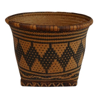 Philippines Woven Planter Basket