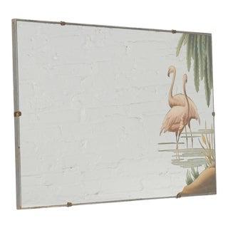Turner Flamingo Mirror