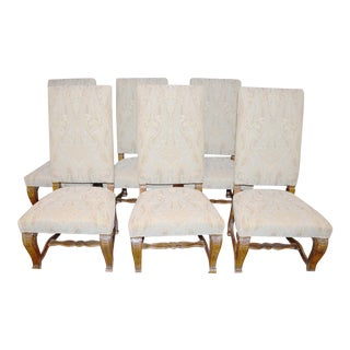 Century COM Dining Chairs - Set of 6