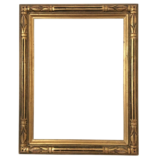 Vintage Hollywood Regency Gold Frame - Image 1 of 3