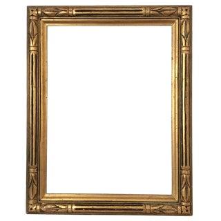 Vintage Hollywood Regency Gold Frame