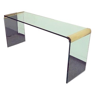 Leon Rosen for Pace Console Table