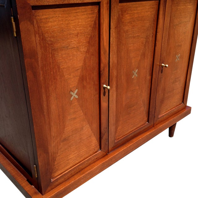 Image of Mid-Century Cabinet by American of Martinsville