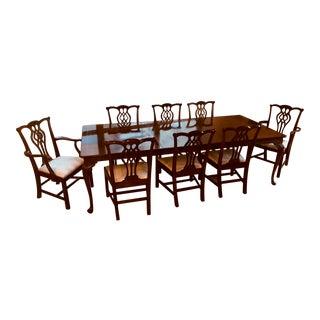 Stickley Classics Mahogany Dining Set