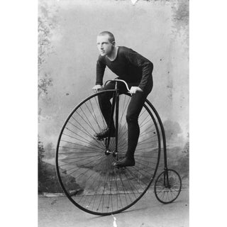 The Racer Bicycle Photography