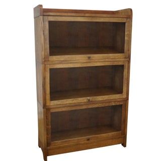 Stickley Mission Oak Stacking Barristers Bookcase