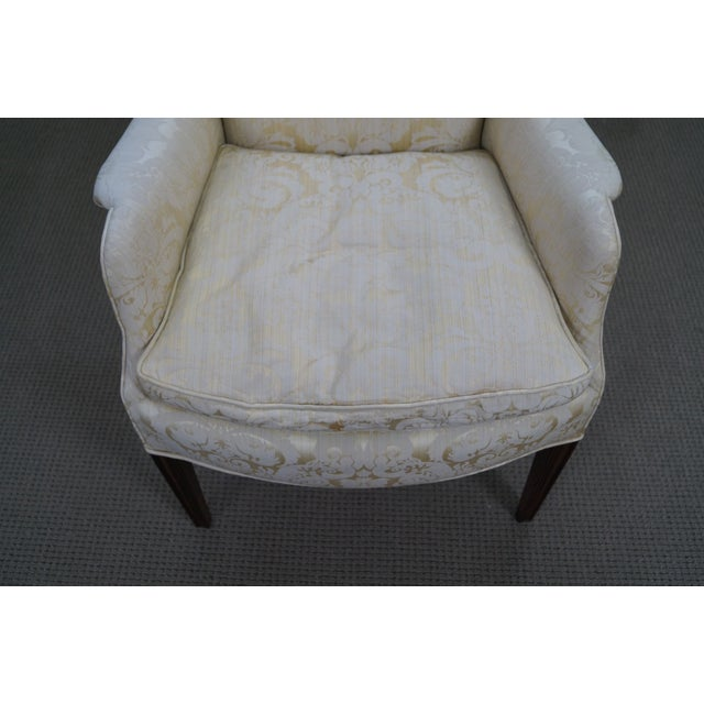 Kindel Mahogany Chippendale Style Chairs - A Pair - Image 7 of 10