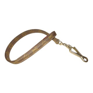 Vintage Louis Vuitton Dog Leash