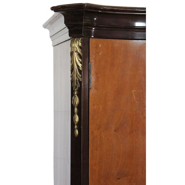 Louis XV Bronze Banded Armoire - Image 5 of 10
