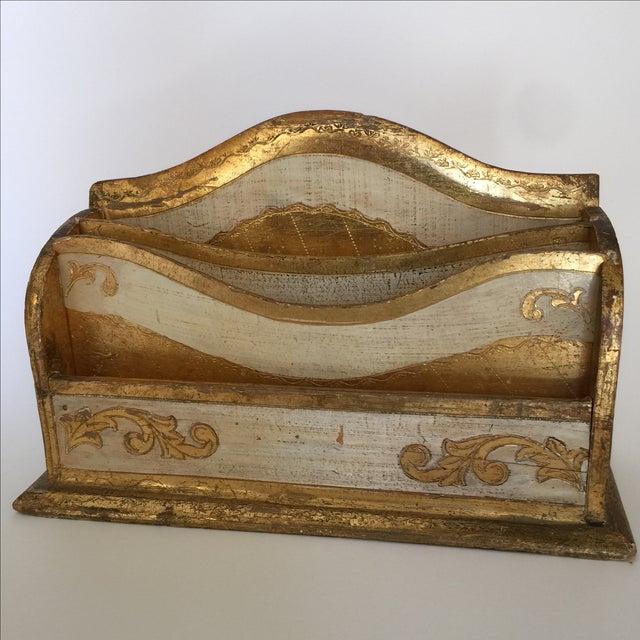 Florentine Letter Box - Image 4 of 11