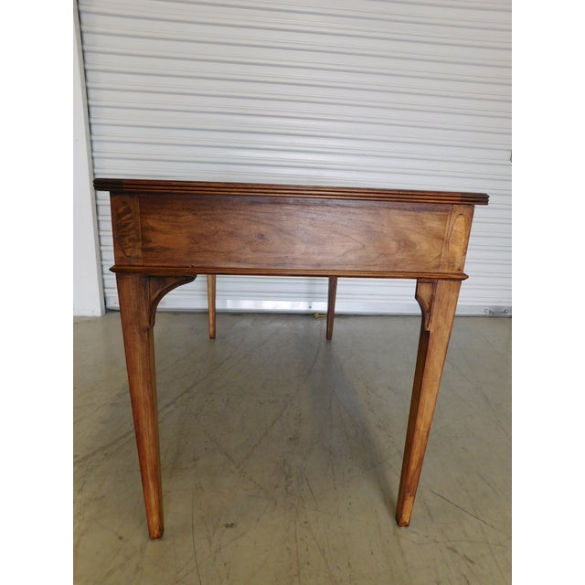 Vintage Henredon Wooden Desk - Image 6 of 11