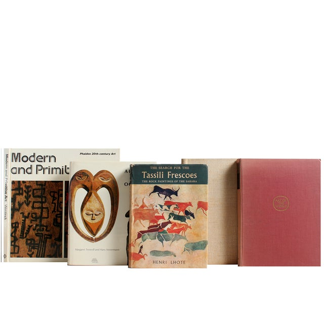 Image of Ancient & Primitive Art Gift Set