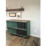 Image of Repurposed Shelving Credenza