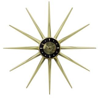 """1950s Vintage """"Master Star"""" Clock"""