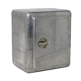 Riveted Metal Aviator Box