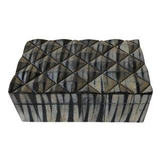 Inlay Shell Decor Box
