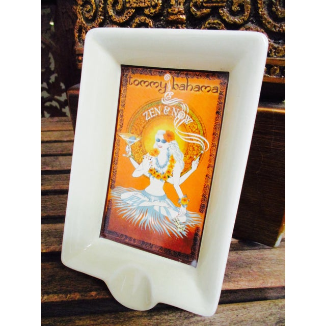 Tommy Bahama Hula Dancer Cigar Ashtray - Image 8 of 9