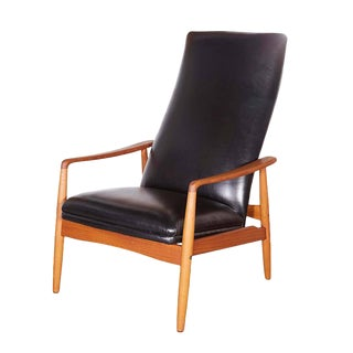 Mid-Century Recliner Chair by Soren Ladefoged