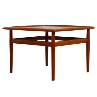 Grete Jalk Danish Modern Teak Table