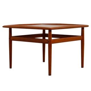 Grete Jalk Danish Modern Teak Table