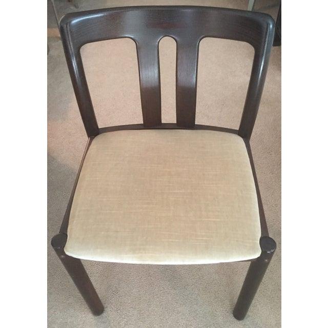 2 Mid-Century Danish Chairs -Mobelfabrik - Image 3 of 8