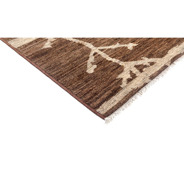 """Image of Moroccan Style Hand Knotted Area Rug - 8'3"""" X 10'"""