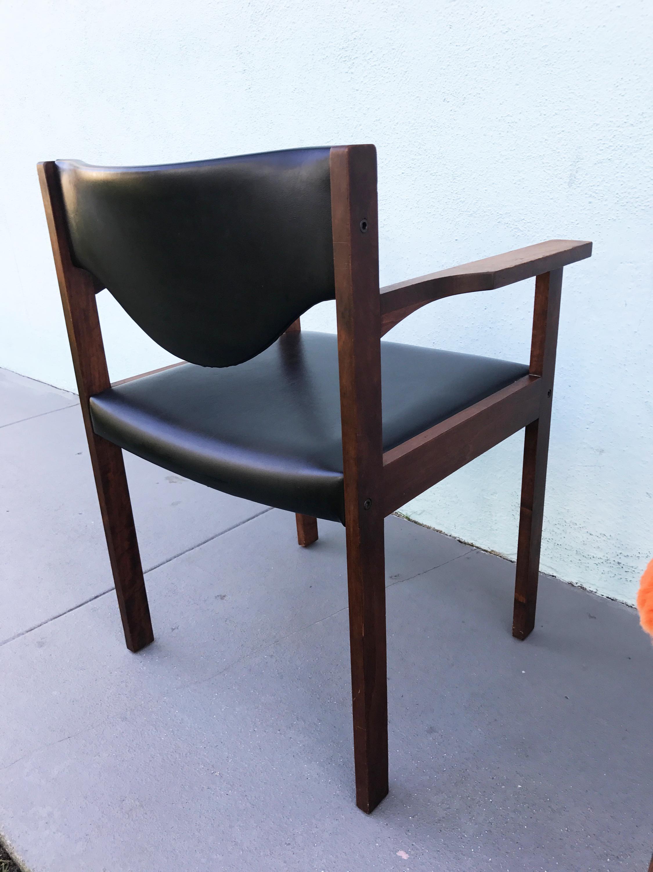 Mid Century Harter Lübke Arm Chair   Image 6 Of 11