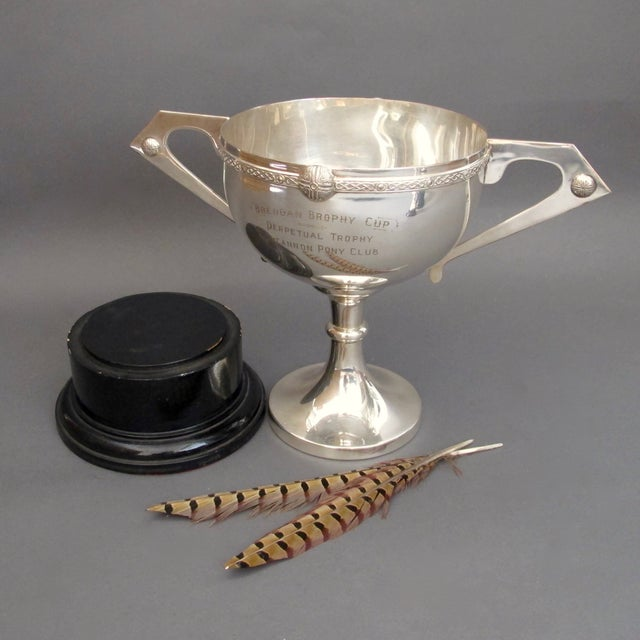 Image of Silverplate Pony Club Trophy