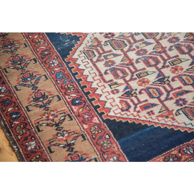 """Distressed Malayer Runner - 3'4"""" X 9'2"""" - Image 4 of 10"""