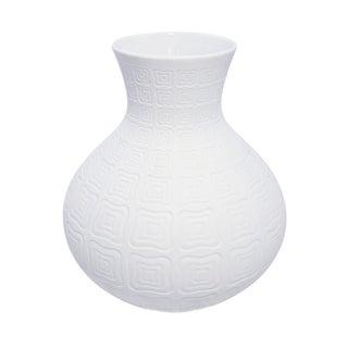 Vintage Mid-Century German Bisque Porcelain Vase