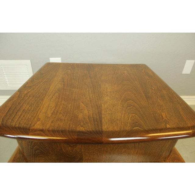 Heywood-Wakefield End Tables - A Pair - Image 6 of 7