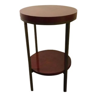 Baker Archetype End Table