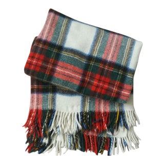 Tartan Plaid Throw Blanket